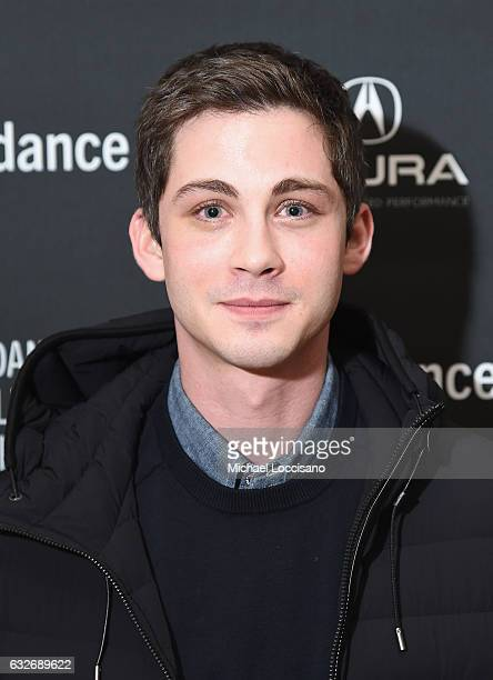 Logan Lerman attends the Cinema Cafe at Filmmaker Lodge on January 25 2017 in Park City Utah