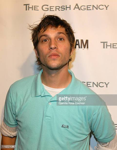 Logan MarshallGreen during The Gersh Agency and Gotham Magazine Celebrate 2005 New York UpFronts at Bed in New York City New York United States
