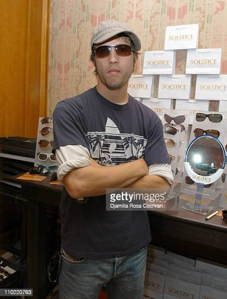 Logan MarshallGreen wearing Giorgio Armani 218S Sunglasses