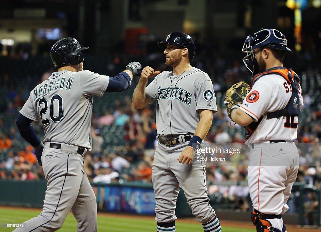 Seattle Mariners v Houston Astros