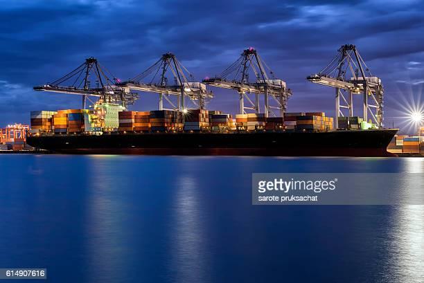 Logistic Import Export