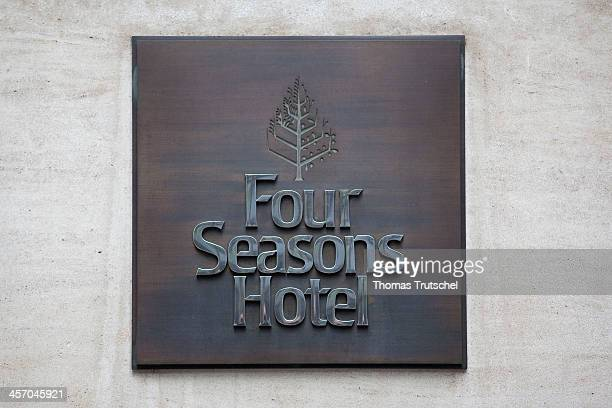 Logo of the Four Seasons Hotels on April 12 in Washington United States Four Seasons Hotels Inc is a Canadianbased international luxury fivestar...