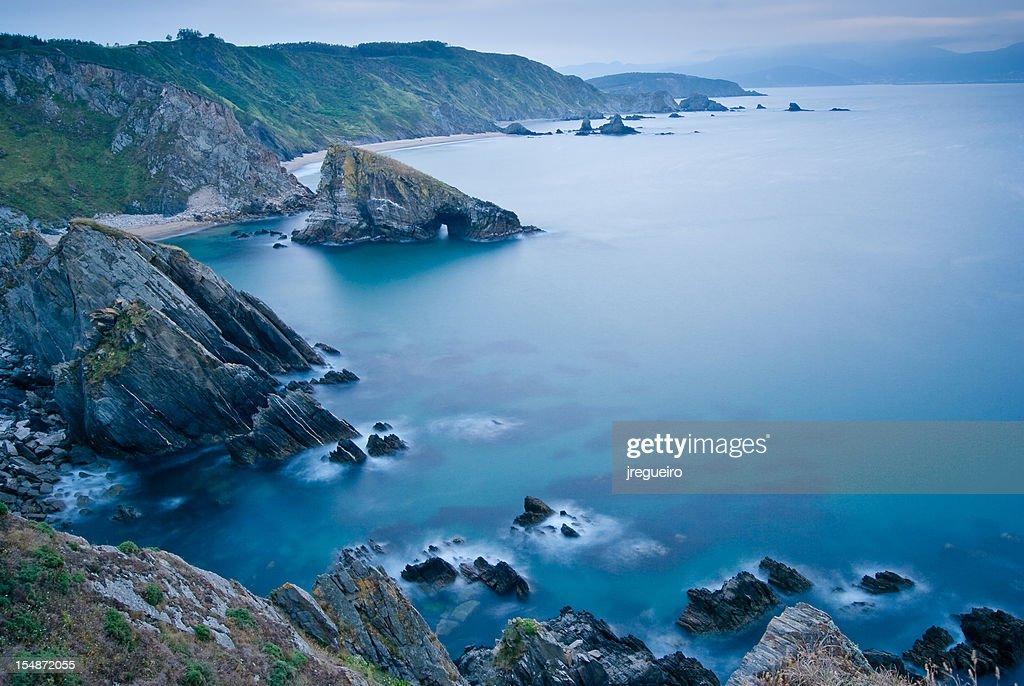 Loiba cliffs : Stock Photo
