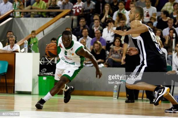 Loic AKONO Nanterre / Limoges 1/2 Finale de Pro B Nanterre