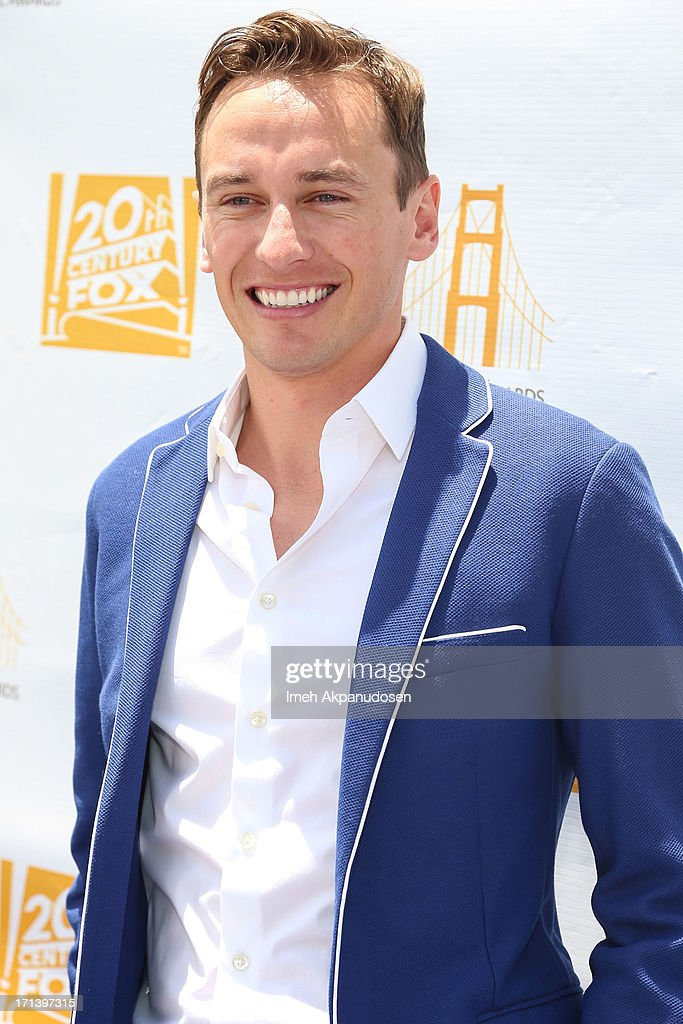 Loic Bailly attends the 2nd annual Golden Portal Awards benefiting The UCLA Brain Tumor Program on June 23, 2013 in Beverly Hills, California.