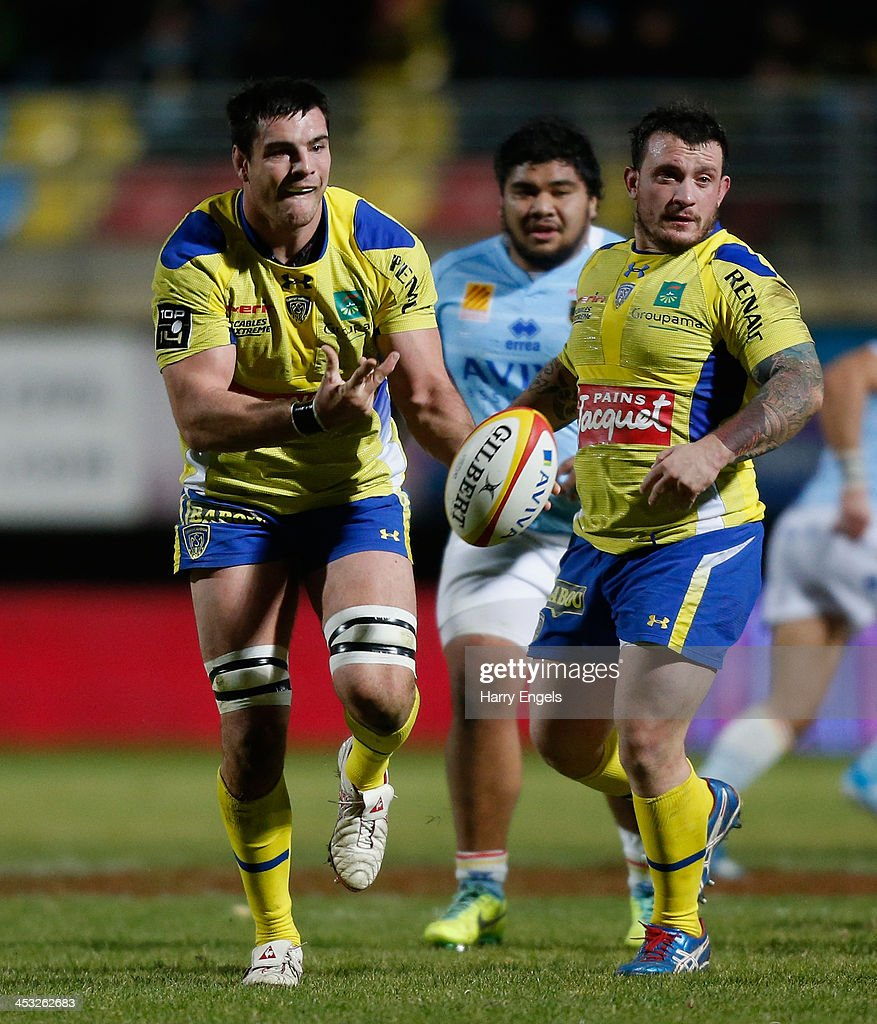 perpignan v asm clermont auvergne top photos and images loic jacquet of asm clermont auvergne in action during the top 14 match between perpignan and