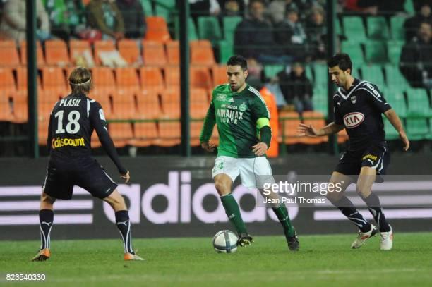 Loic PERRIN Saint Etienne / Bordeaux 16e journee Ligue 1