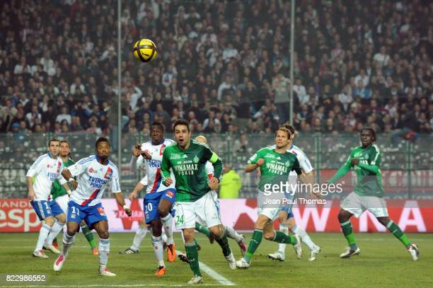 Loic PERRIN û Saint Etienne / Lyon 23 eme journee de Ligue 1 ûSaint Etienneû