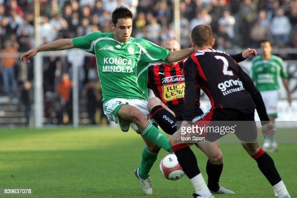 Loic PERRIN Nice / Saint Etienne 32e journee Ligue 1