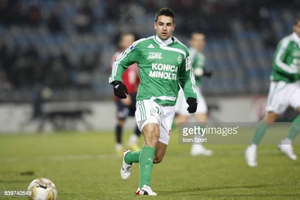 Loic PERRIN Lille / Saint Etienne 18e journee Ligue 1