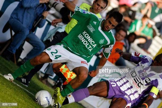 Loic PERRIN Toulouse / Saint Etienne 11eme journee de ligue 1