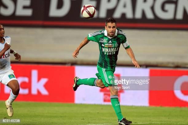 LoIc PERRIN Marseille / Saint Etienne 3eme journee de Ligue 1