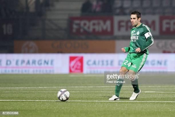 Loic PERRIN Nancy / Saint Etienne 15eme journee de Ligue 1