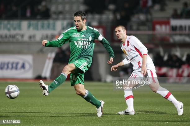 Loic PERRIN Nancy / Saint Etienne 15eme journee de Ligue 1