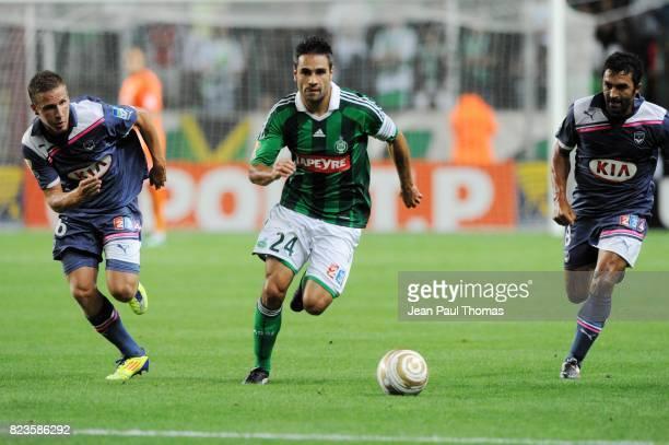 Loic PERRIN Saint Etienne / Bordeaux 16e finale Coupe de la Ligue