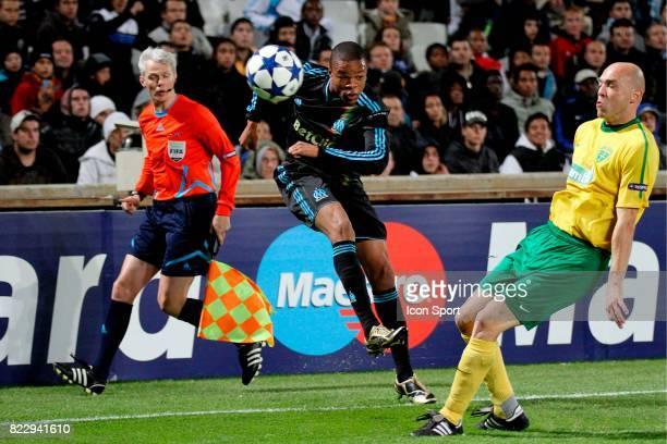 Loic Remy / VladimIr Leitner Marseille / Zilina Champions League 2010/2011