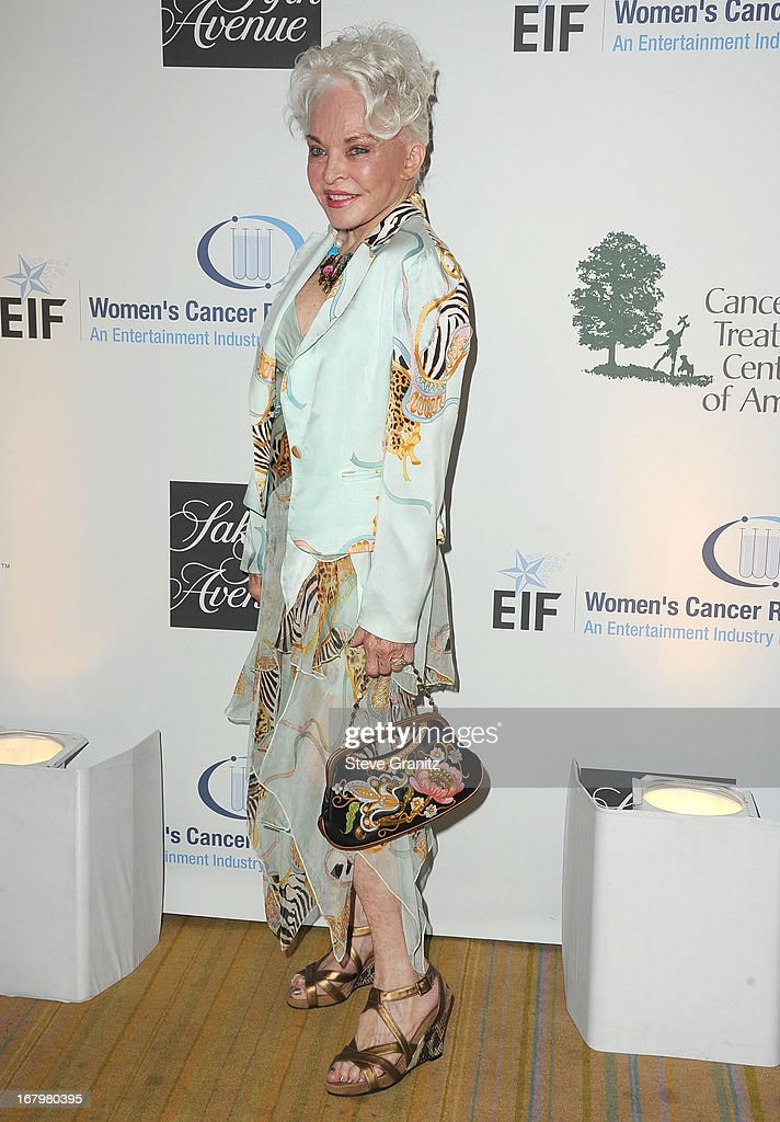 Lois Aldrin arrives at the An Unforgettable Evening Benefiting EIF's Women's Cancer Research Fund at Regent Beverly Wilshire Hotel on May 2, 2013 in Beverly Hills, California.