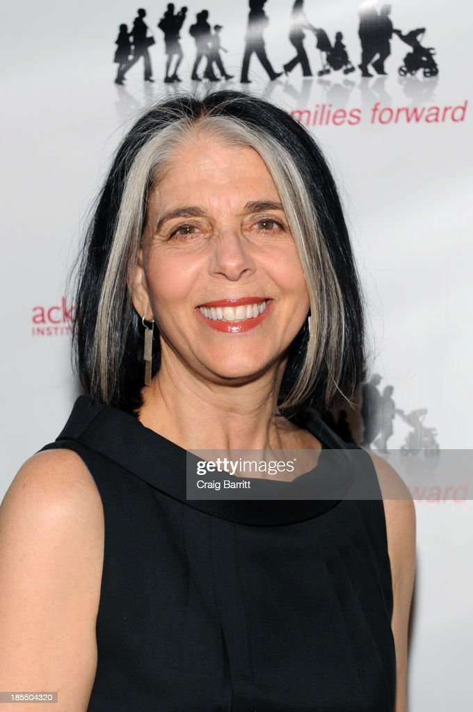 Lois Braverman attends the 2013 Families Moving Forward gala at The Waldorf Astoria on October 21, 2013 in New York City.