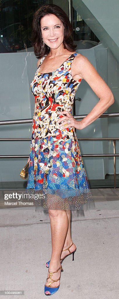 Lois Robbins attends the The Film Society of Lincoln Center's 37th Annual Chaplin Award gala at Alice Tully Hall on May 24, 2010 in New York City.