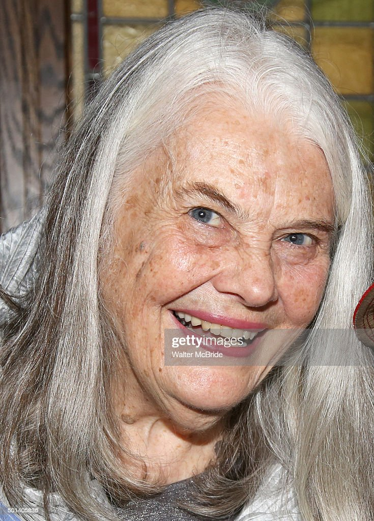 Lois Smith attends the opening night after party for the Playwrights Horizons New York premiere production of 'Marjorie Prime' at Tir Na Nog Irish...
