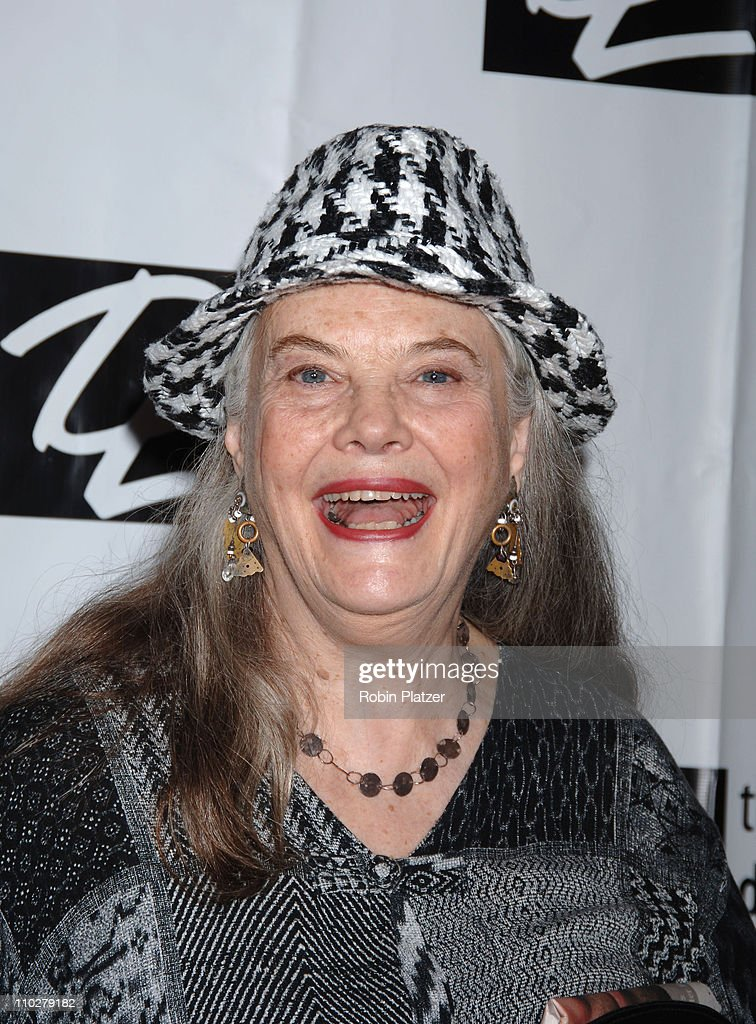 Lois Smith during 72nd Annual Drama League Awards Ceremony and Luncheon Arrivals at The Marriott Marquis Hotel in New York City New York United States