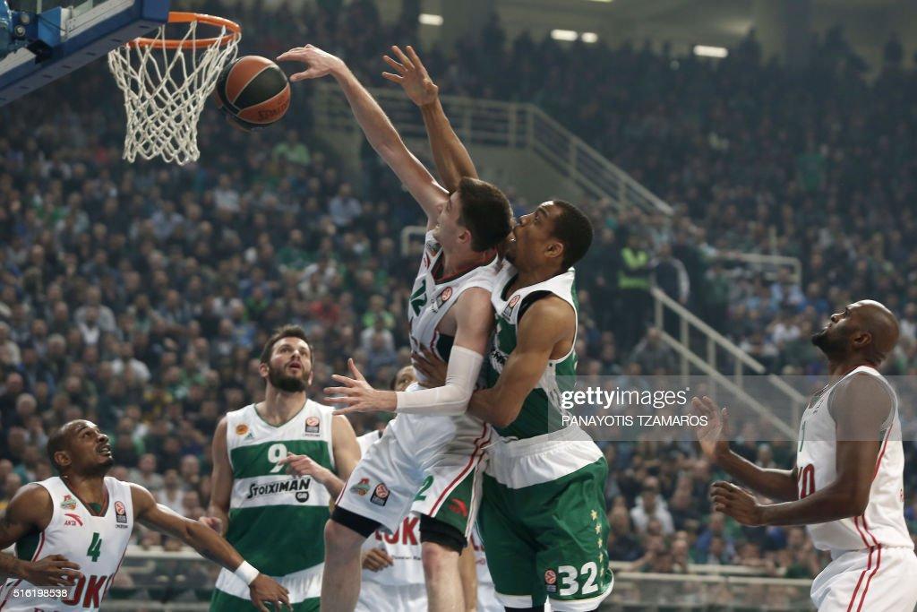 panathinaikos athens basketball