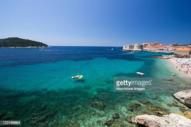 Insel Lokrum in Dubrovnik, Kroatien