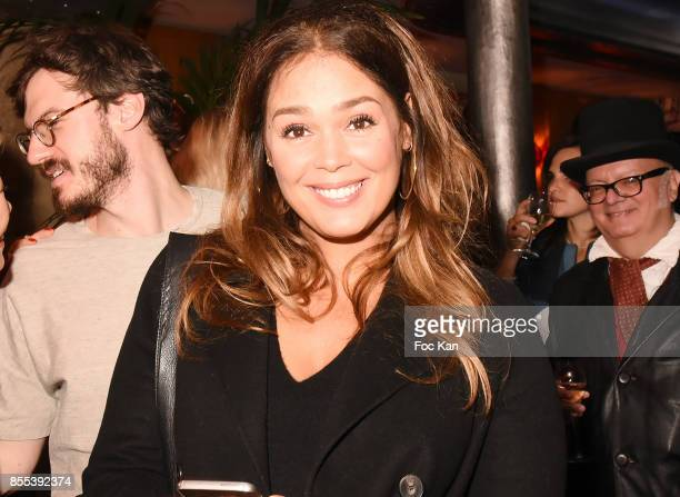 Lola Dewaere attends the 'Apero Gouter' Cocktail Hosted by Le Grand Seigneur Magazine at Bistrot Marguerite on September 28 2017 in Paris France