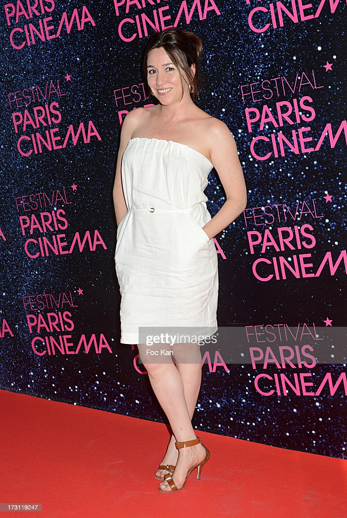 <a gi-track='captionPersonalityLinkClicked' href=/galleries/search?phrase=Lola+Duenas&family=editorial&specificpeople=606829 ng-click='$event.stopPropagation()'>Lola Duenas</a> attends 'La Vie D'Adele' Paris Premiere At MK2 Bibliotheque on July 7, 2013 in Paris, France.