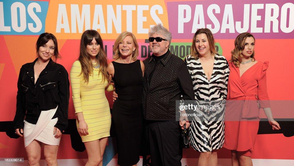 'Los Amantes Pasajeros' Premiere Party