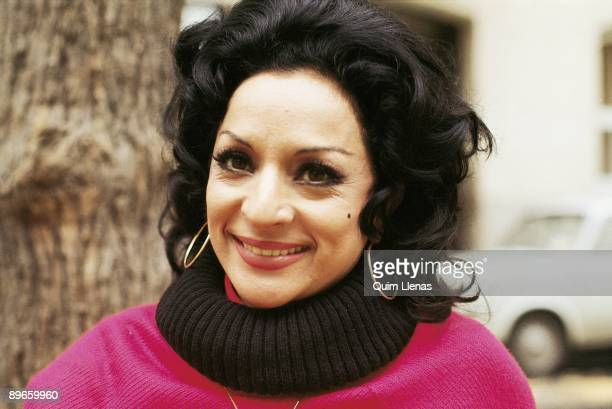 Lola Flores actress and singer