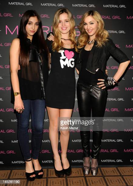 Lola Georgia May Jagger The new global face of Material Girl and Madonna on May 25 2012 in New York City