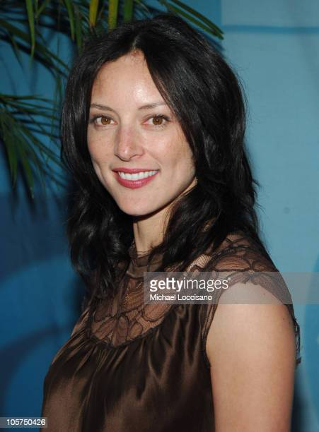 Lola Glaudini Starring in 'Criminal Minds' during 2005/2006 CBS Prime Time UpFront at Tavern on the Green Central Park in New York City New York...