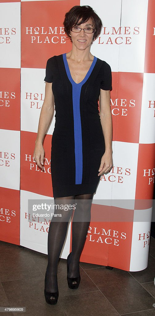 Lola Gonzalez attends 'iDance' opening photocall at Holmes Palace on March 21, 2014 in Madrid, Spain.