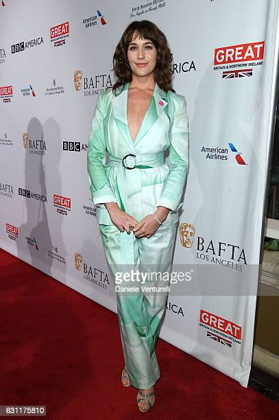 Lola Kirke attends The BAFTA Tea Party at Four Seasons Hotel Los Angeles at Beverly Hills on January 7 2017 in Los Angeles California