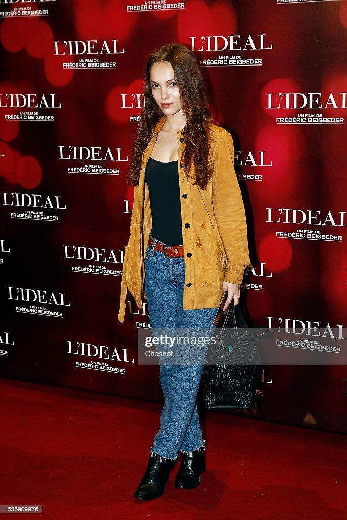 L 39 ideal paris premiere at cinema le grand rex getty images for Ideal paris