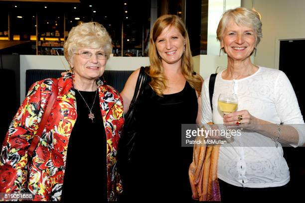 Loli Johnson Diane Johnson and Diane Galberg attend Screenvision Hosts Sex and the City 2 Screening at ArcLight Cinemas on May 26 2010 in Sherman...