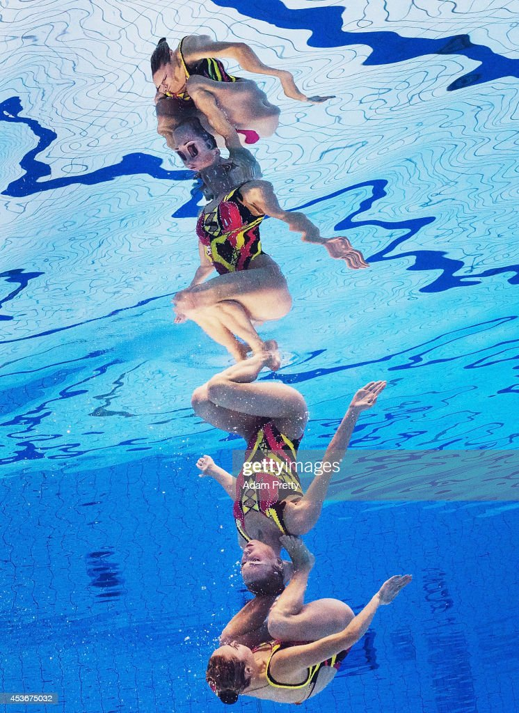 32nd LEN European Swimming Championships 2014 - Day 4