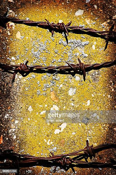 Lomo Textures - Barbed Wire