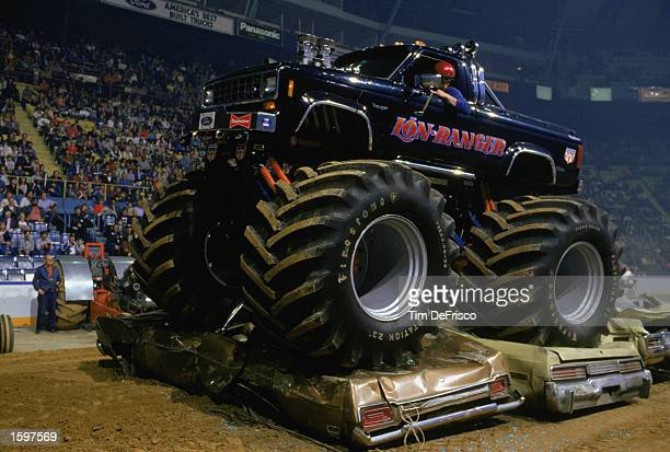 Monster Truck Rally Stock Photos And Pictures Getty Images