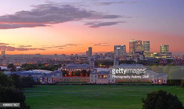 London and Greenwich