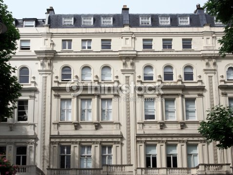 London Apartment Buildings
