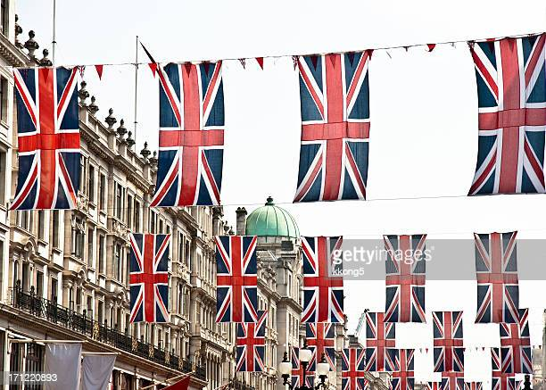 london architecture: preparation for queen's diamond jubilee