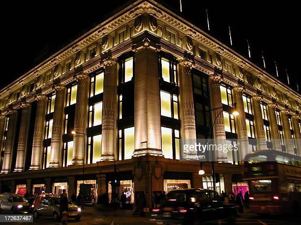 London at Night (Oxford Street)