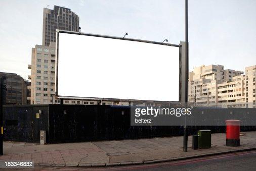 London billboard