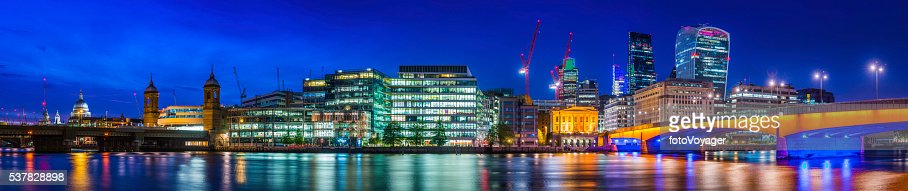 Bankside Stock Photos and Pictures