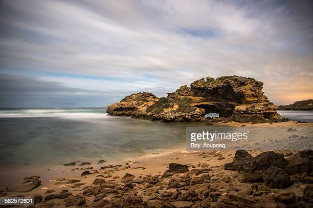 London bridge of Mornington Peninsula, Melbourne