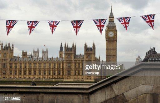 London bunting