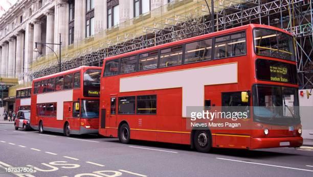Londoner Busse