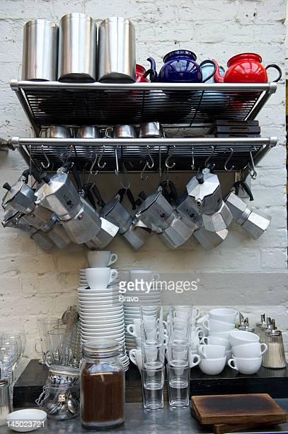 PLATES 'London Calling' Episode 101 Pictured Restaurant kitchen